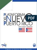 Plataforma Carlos I. Pesquera 2000