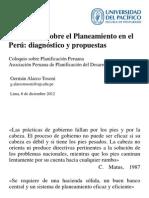 6+Presentación+Reflexiones+sobre+el+planeamiento+en+el+Perú