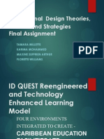 idquest reengineered model presentation final