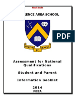 Student Information Booklet2014