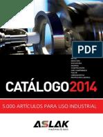 Catalogo aslak 2014