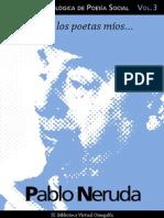 Cuaderno de Poesia Critica n 3 Pablo Neruda