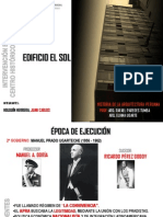 Centro Historico de Lima - Edificio EL Sol.pdf