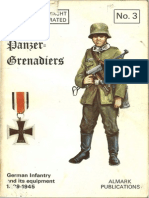Wehrmacht Illustrated Panzer-Grenadiers German Infantry