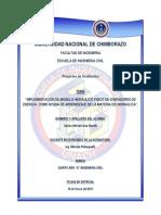 Proyectos de Graduación-Carlos Inca