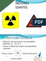 Radiaciones IonizantesRX