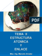 Tema Iie Structur a Atomic A