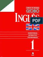Curso de Idiomas Globo Inglês Livro 01