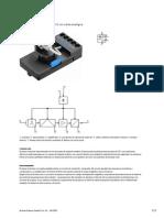 548644 Es Sensor Induktiv Analogausgang m12