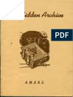 The Hidden Archive AMORC