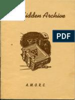 The Hidden Archive AMORC