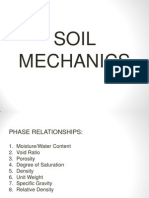 Soil Mechanics Part 1