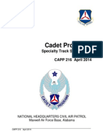 Capcadet Specialty Guide