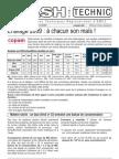 Flash Info Technic Pa 64