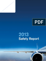 Icao Safety Report