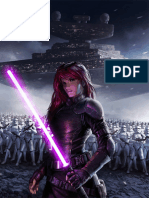 Mara Jade in Star Wars Rebels