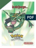 Guia De Pokemon Esmeralda En Español By Lobo.pdf