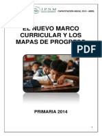 Marco Curricular PRIMARIA