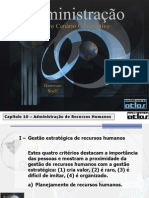 2 - Transparencias Cap10 ADMINISTRACAO Bateman&Snell