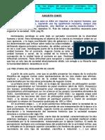 Augusto Comte- Raimond Aron- Las Etapas Del Pensamiento Sociológico Tomo 1-A