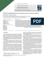 2010 Inelastic Buckling Behavior of Steel Members Under Reversed Cyclic Loading