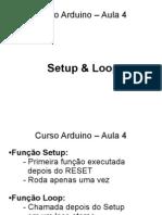 Curso Arduino - Aula 4