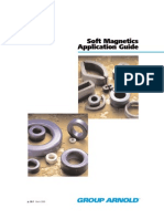 Soft Magnetic Application Guide