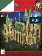 Lego Manual 4842-2