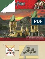 Lego Manual 4867