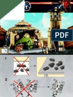 Lego Manual 9516-1
