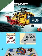 Lego Manual 9396-1
