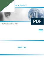 Swellex Anchorage and Shear