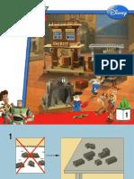 Lego Manual 7594-1