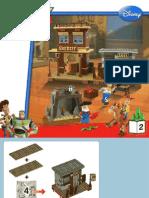 Lego Manual 7594-2