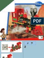 Lego Manual 7597-2