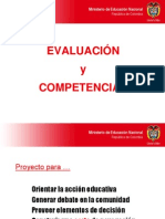 MEN EvaluaciónyCompetencias
