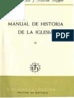 Manual de Historia de La Iglesia 9. Siglo XX (H. Jedin)