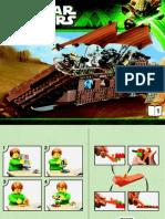Lego Manual 75020-1