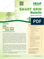 ISGF SMart Grid Bulletin Issue 3 - March 2014
