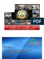 Balanga City Citizens Charter