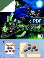 Lego Manual 9467-1