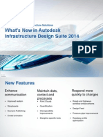 Autodesk Infrastructure Design Suite 2014 Whats New Presentation En