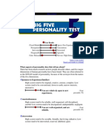Big5personalitytest Ocean 130508032905 Phpapp02