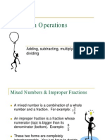 fraction ops
