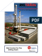 Well Control for the Drilling Team