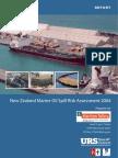 Oil Spill Risk Assessment