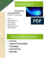 Cách Tử Bragg Sợi Quang