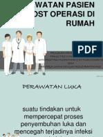 perawatan operasi