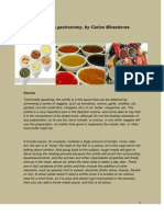 Sauces Used in Gastronomy, By Carlos Mirasierras