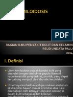 Liken Amiloidosis
